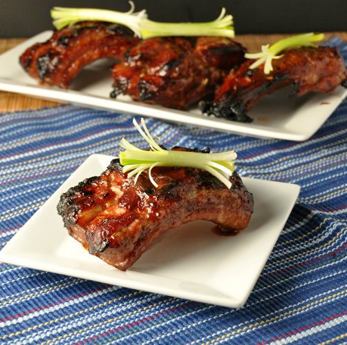 Chinese Barbecued Spareribs – The Way to His Heart