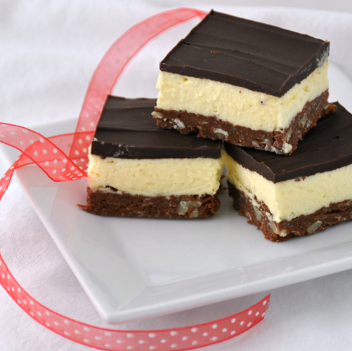 Nanaimo Bars – The Way to His Heart