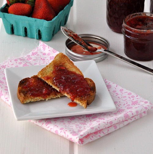 Strawberry Chipotle Jam – The Way to His Heart