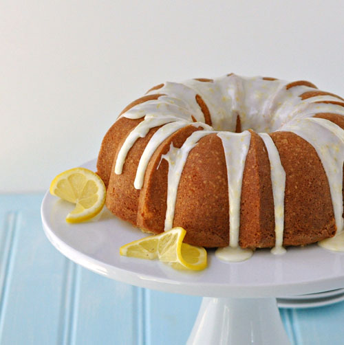 Bundt cake glaze recipe