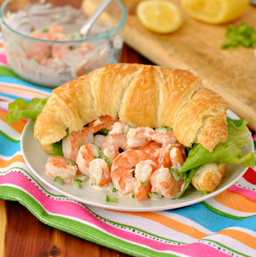 Shrimp Salad ~ The Way to His Heart