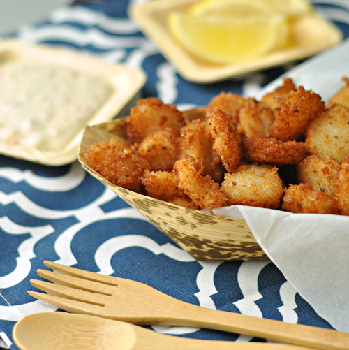 Scallop Chips ~ The Way to His Heart