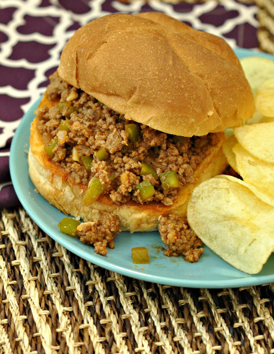 Sloppy Joes ~ The Way to His Heart
