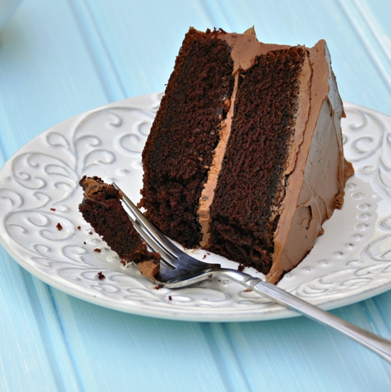 Beatty's Chocolate Cake ~ The best chocolate cake ~ The Way to His Heart #chocolate #cake