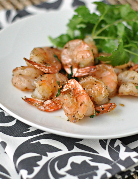 Salt & Pepper Shrimp ~ The Way to His Heart